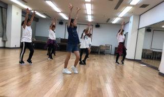 Chiho先生クラス!
