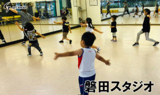 HIPHOPJAZZキッズ
